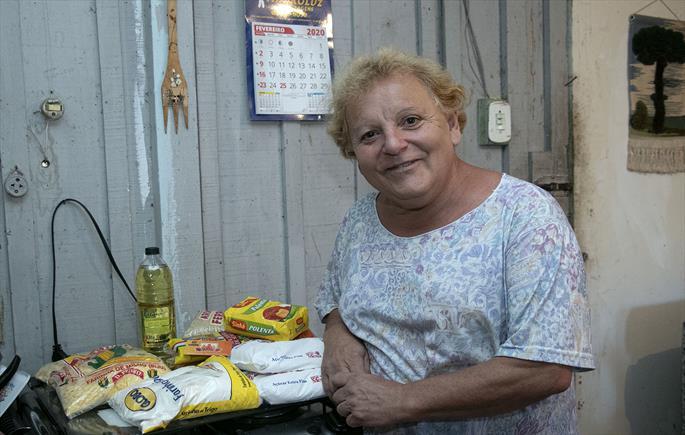 Famílias têm subsídio alimentar reajustado em 16,7%